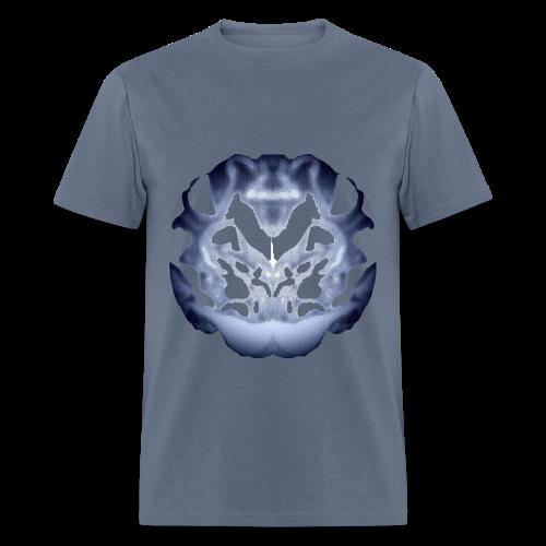Mens Tribal Cobra Snake Tattoo T-Shirt - Men's T-Shirt