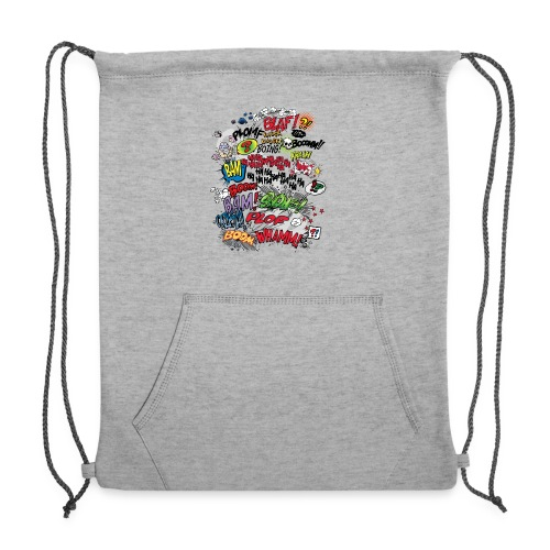 Comic - Sweatshirt Cinch Bag
