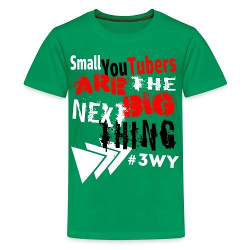 The Next Big Thing! - Kids' Premium T-Shirt
