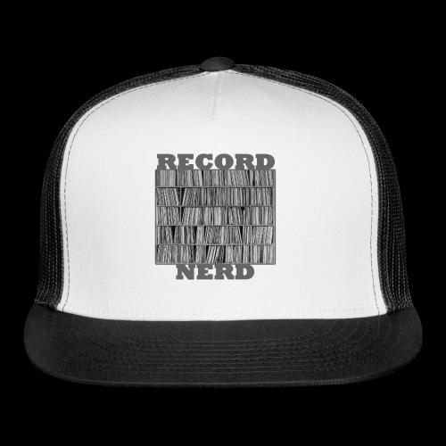 Record Nerd - Men's - Trucker Cap