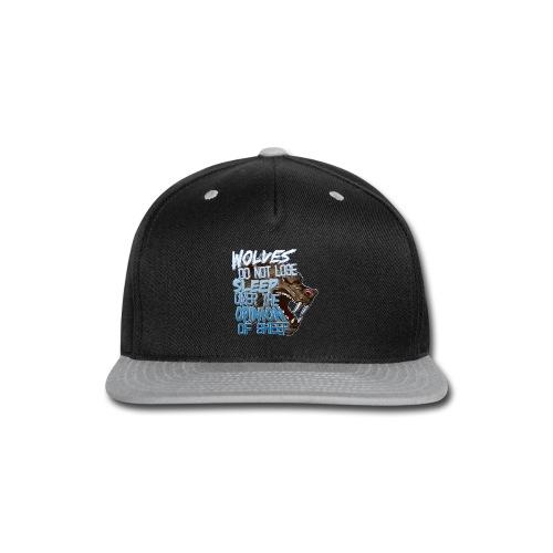Wolves - Snap-back Baseball Cap