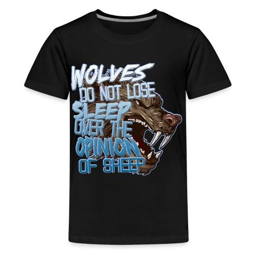 Wolves - Kids' Premium T-Shirt