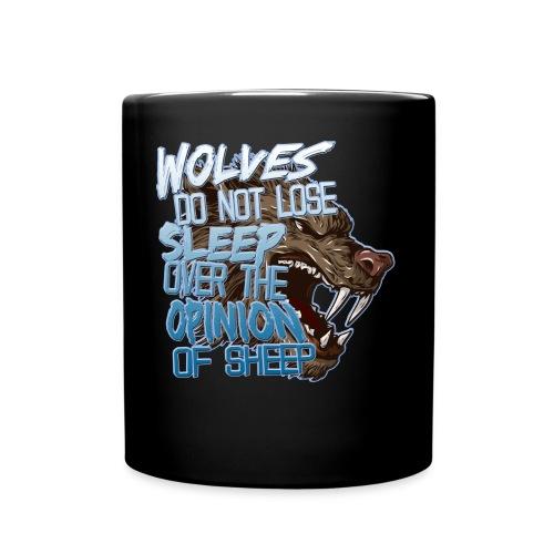 Wolves - Full Color Mug