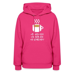 Coffee Stats Cup - Women's Hoodie
