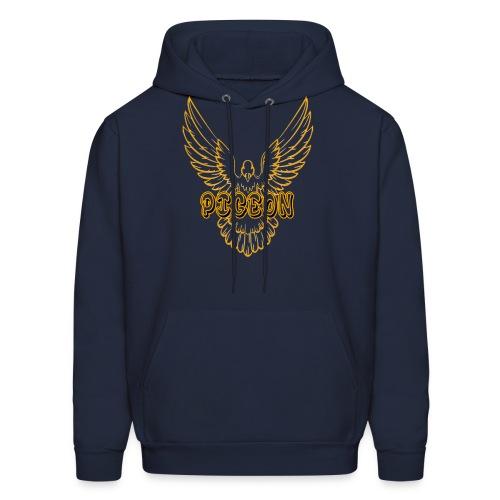 Pigeon Men's Long Sleeve T-Shirt - Men's Hoodie