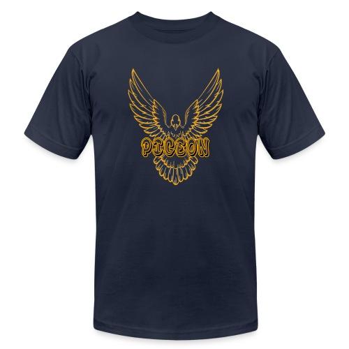 Pigeon Men's Long Sleeve T-Shirt - Men's Fine Jersey T-Shirt