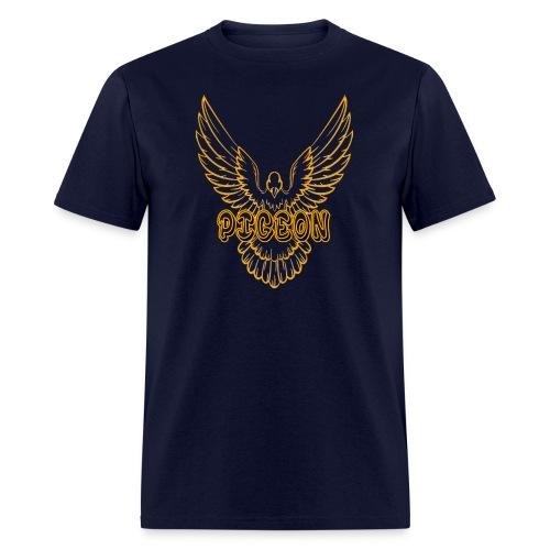 Pigeon Men's Long Sleeve T-Shirt - Men's T-Shirt