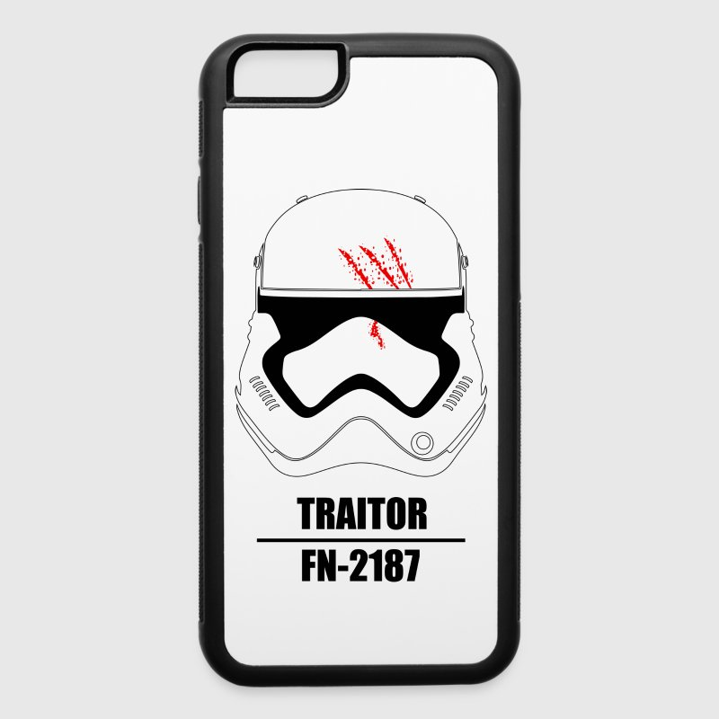 FN-2187 Phone & Tablet Cases - iPhone 6/6s Rubber Case
