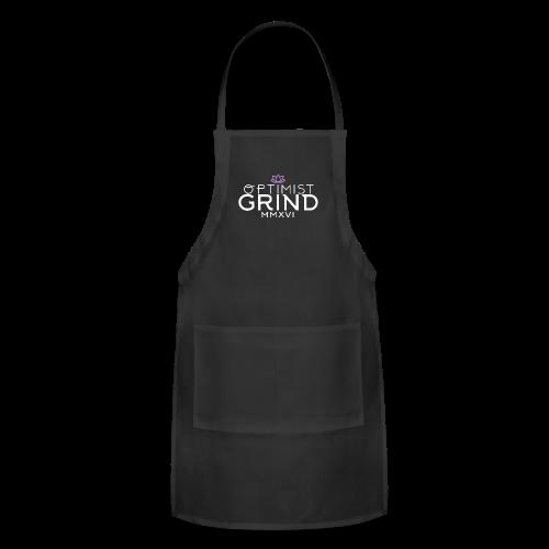 Optimist Grind - Adjustable Apron