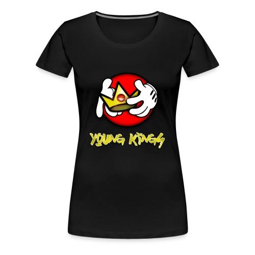 Young Kings - Women's Premium T-Shirt