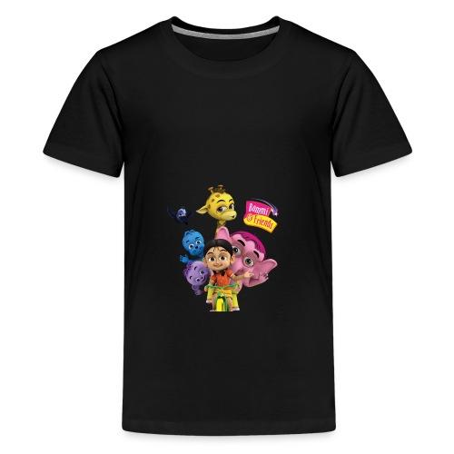 Bommi & Friends Hand Bag - Kids' Premium T-Shirt