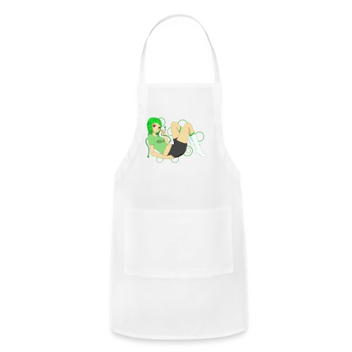 Baulbagirl iPhone 5 cover - Adjustable Apron