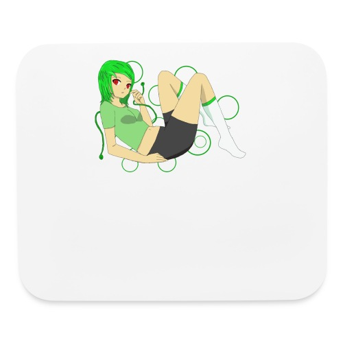 Baulbagirl iPhone 5 cover - Mouse pad Horizontal
