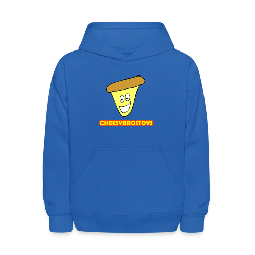CheesyBrosToys Kid's Shirt (Assorted Colors Available) - Kids' Hoodie