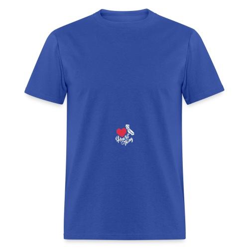 It's a Heart Thing California - Men's T-Shirt