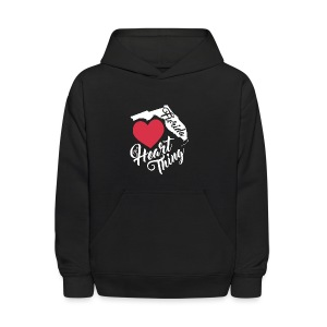 It's a Heart Thing Florida - Kids' Hoodie