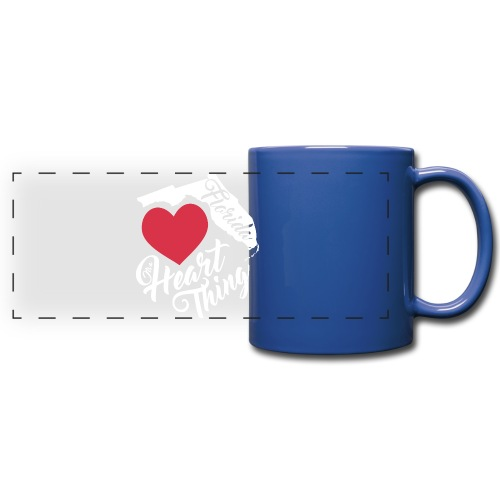 It's a Heart Thing Florida - Full Color Panoramic Mug
