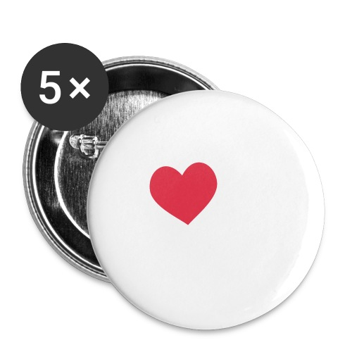 It's a Heart Thing Florida - Large Buttons