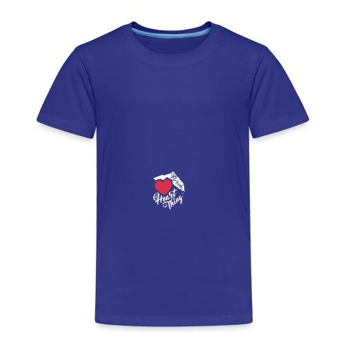 It's a Heart Thing Florida - Toddler Premium T-Shirt