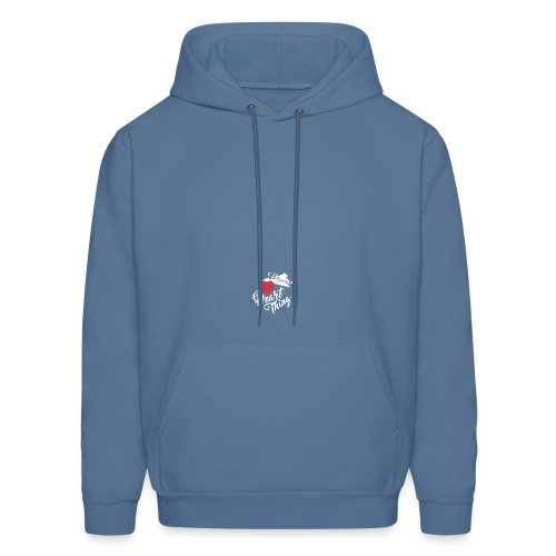 It's a Heart Thing Virginia - Men's Hoodie