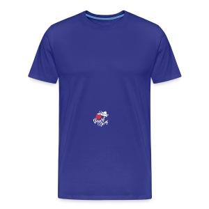 It's a Heart Thing Virginia - Men's Premium T-Shirt