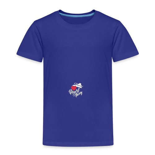 It's a Heart Thing Virginia - Toddler Premium T-Shirt