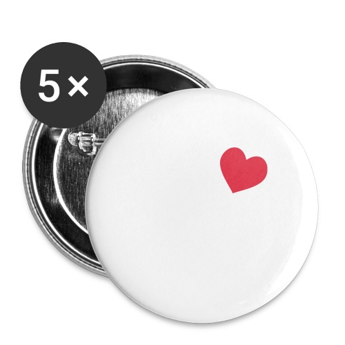 It's a Heart Thing Texas - Small Buttons