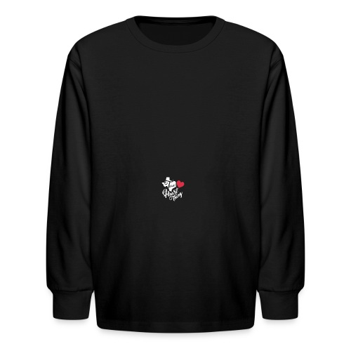 It's a Heart Thing Texas - Kids' Long Sleeve T-Shirt