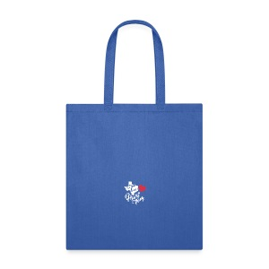 It's a Heart Thing Texas - Tote Bag