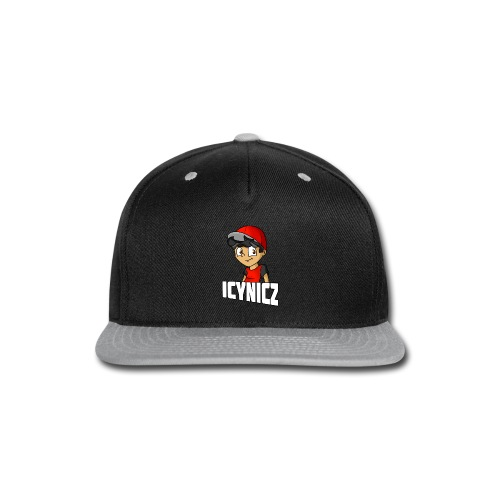 Toon iCynicz Women - Snap-back Baseball Cap