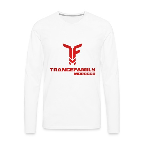 TFM | Men's T-Shirt by American Apparel - Men's Premium Long Sleeve T-Shirt