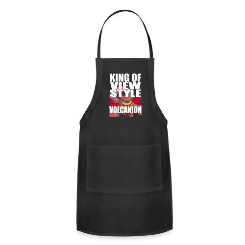 KING OF VIEW STYLE - VOLCANION - Adjustable Apron