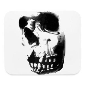 Skully - Mouse pad Horizontal