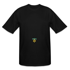 Anti-Trump Dead End - Men's Tall T-Shirt