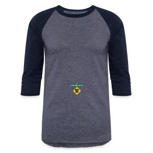 Anti-Trump Dead End - Baseball T-Shirt