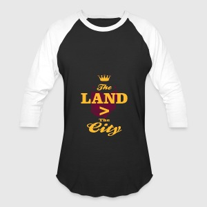 The Land Cleveland Pride Tanks - Baseball T-Shirt
