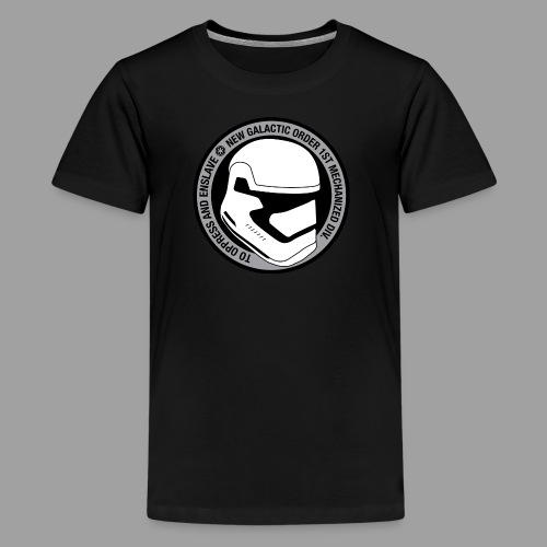 American Apparel New Order Men's Tee - Kids' Premium T-Shirt