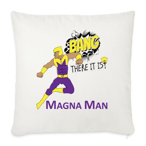 Magna Man Bang Women's T-shirt - Throw Pillow Cover