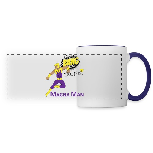 Magna Man Bang Women's T-shirt - Panoramic Mug