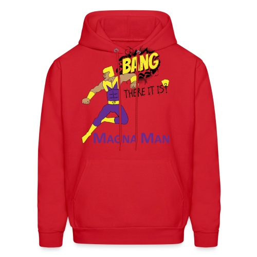 Magna Man Bang Women's T-shirt - Men's Hoodie