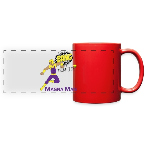 Magna Man Bang Women's T-shirt - Full Color Panoramic Mug