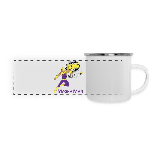 Magna Man Bang Women's T-shirt - Panoramic Camper Mug