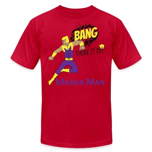 Magna Man Bang Women's T-shirt - Men's Fine Jersey T-Shirt