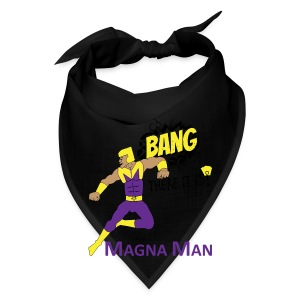 Magna Man Bang Women's T-shirt - Bandana