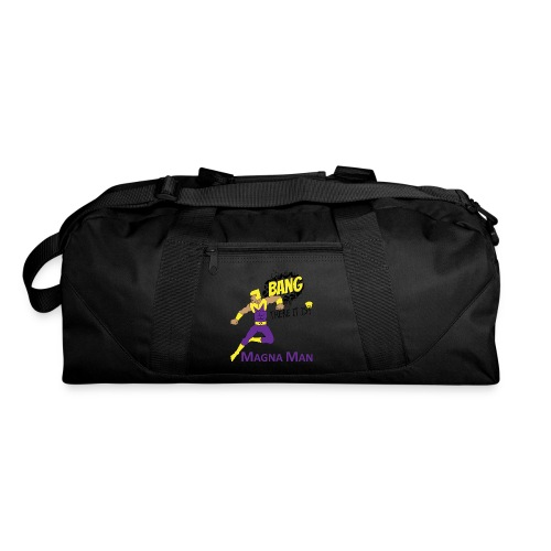 Magna Man Bang Women's T-shirt - Duffel Bag