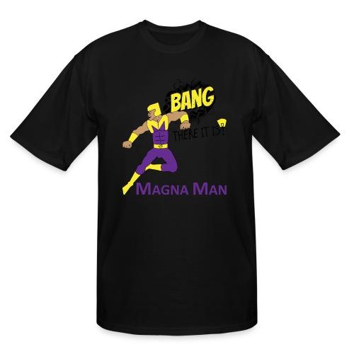 Magna Man Bang Women's T-shirt - Men's Tall T-Shirt
