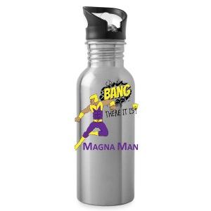 Magna Man Bang Women's T-shirt - Water Bottle