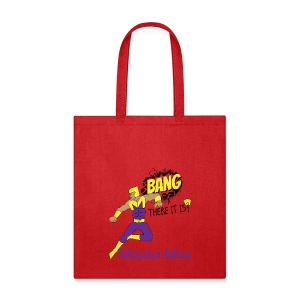 Magna Man Bang Women's T-shirt - Tote Bag