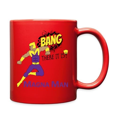 Magna Man Bang Women's T-shirt - Full Color Mug