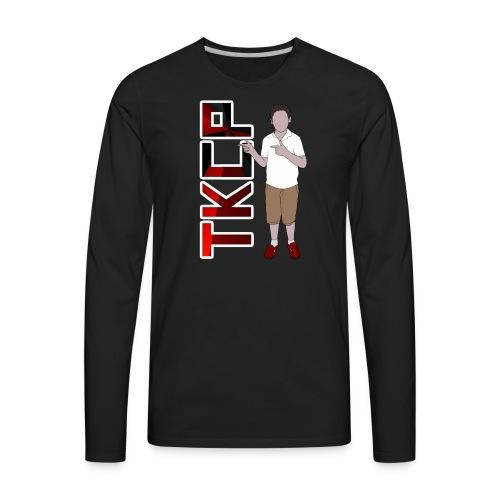 Men's TKCP T-Shirt - Men's Premium Long Sleeve T-Shirt